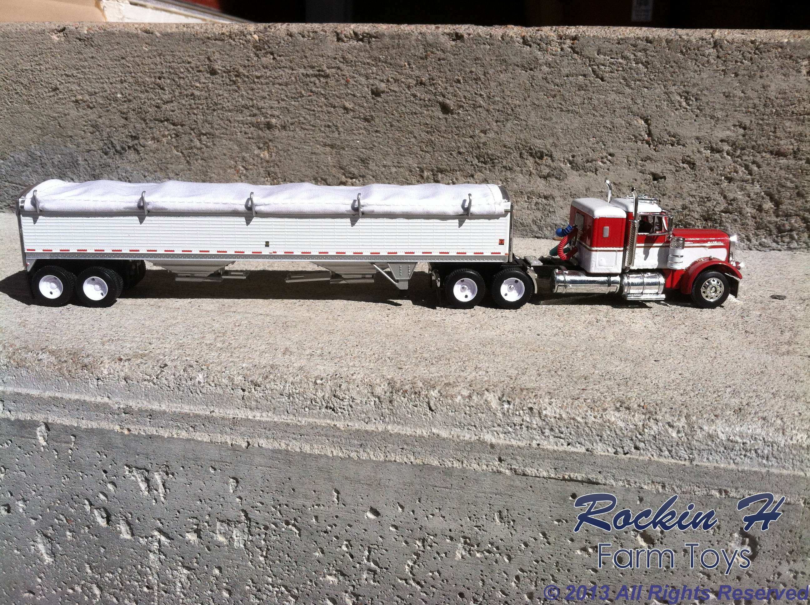1 64 scale trucks and trailers - 1234101112