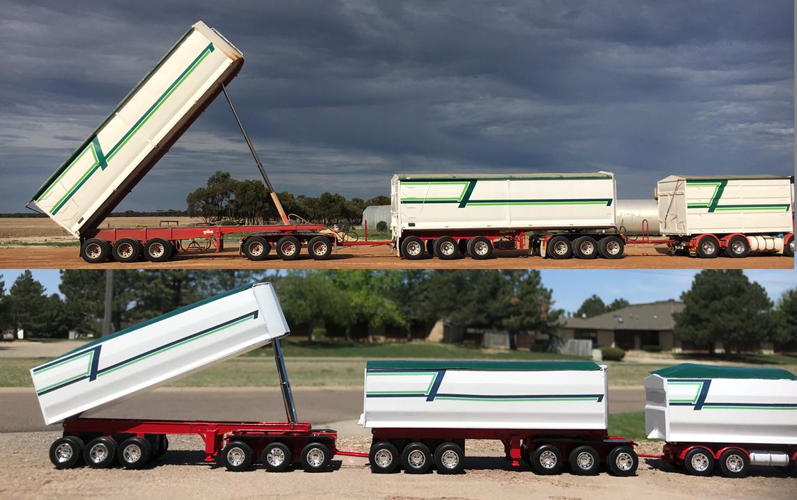 Australian Grain Train