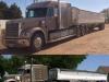 Dobson Harvesting's Freightliner Coronado