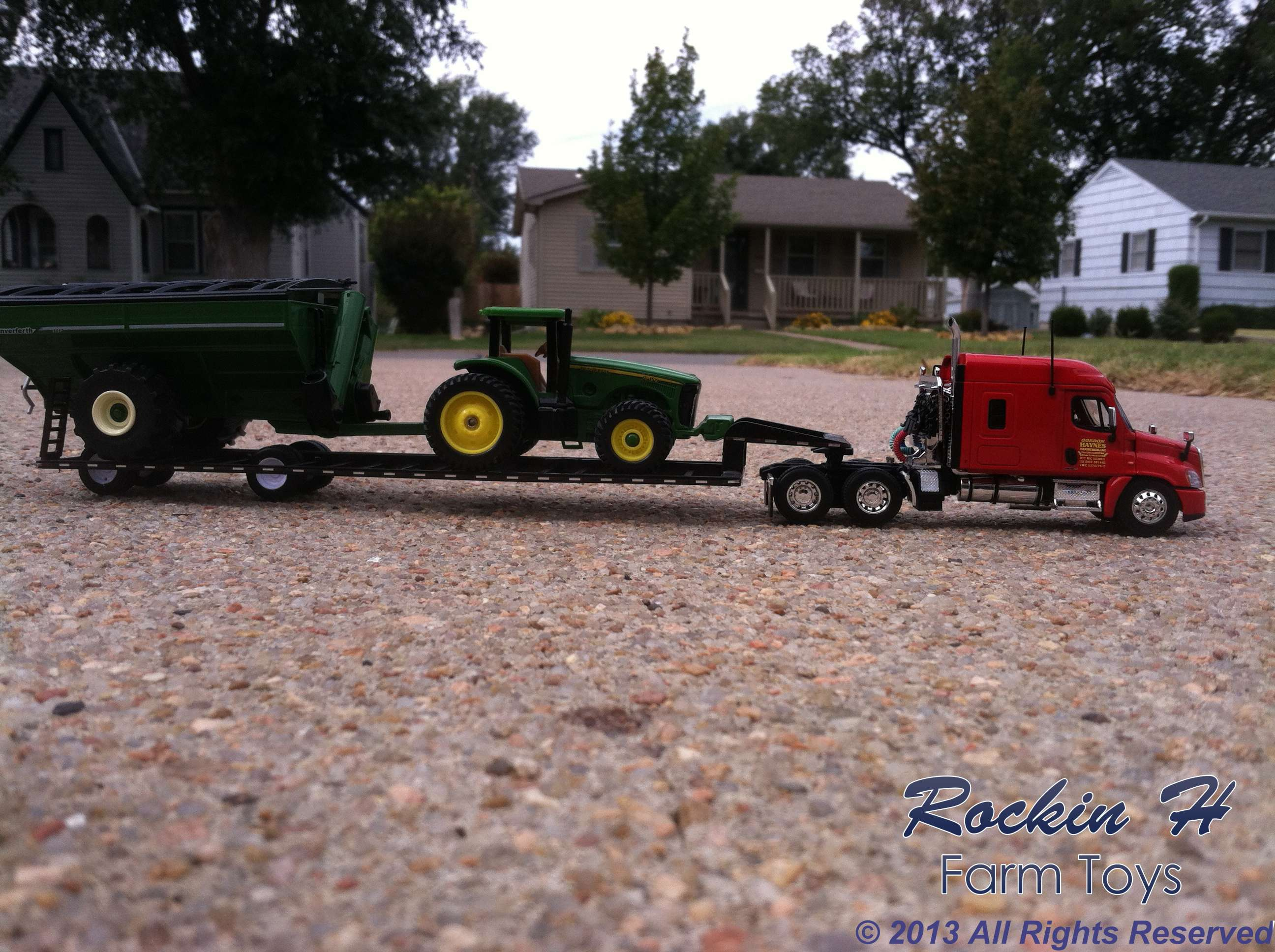 Haynes Custom Harvesting