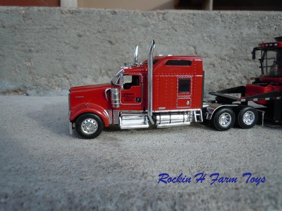 Larson Custom Harvesting