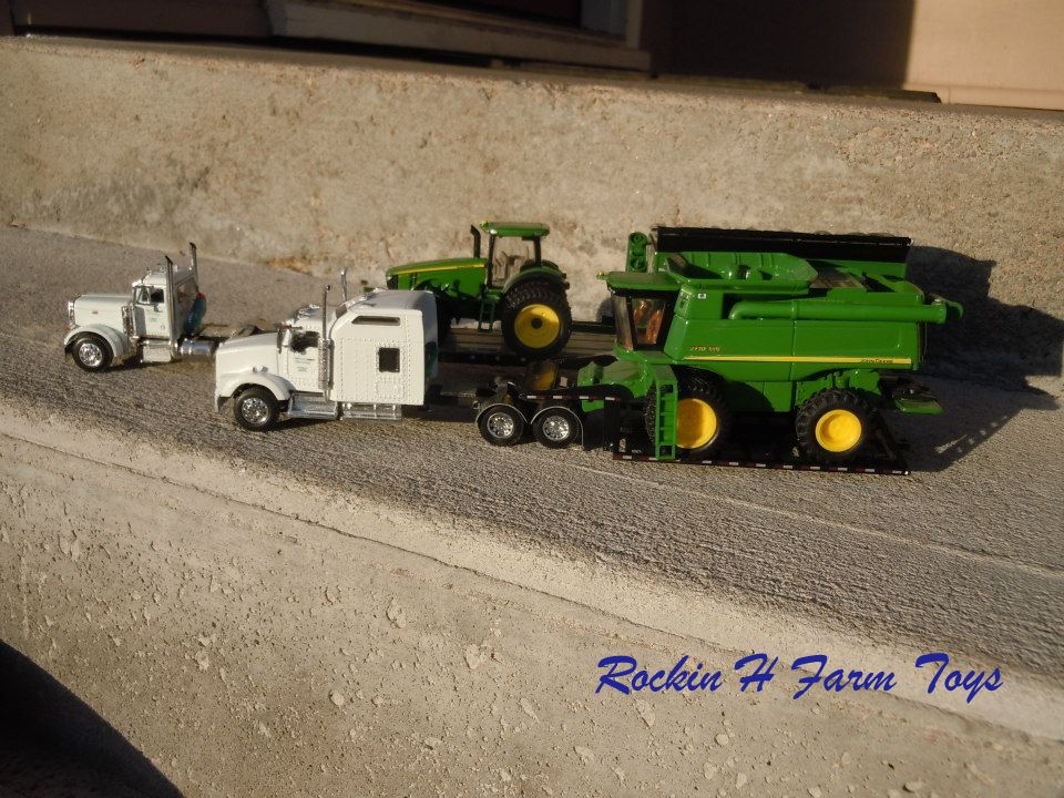 Prevost Custom Harvesting