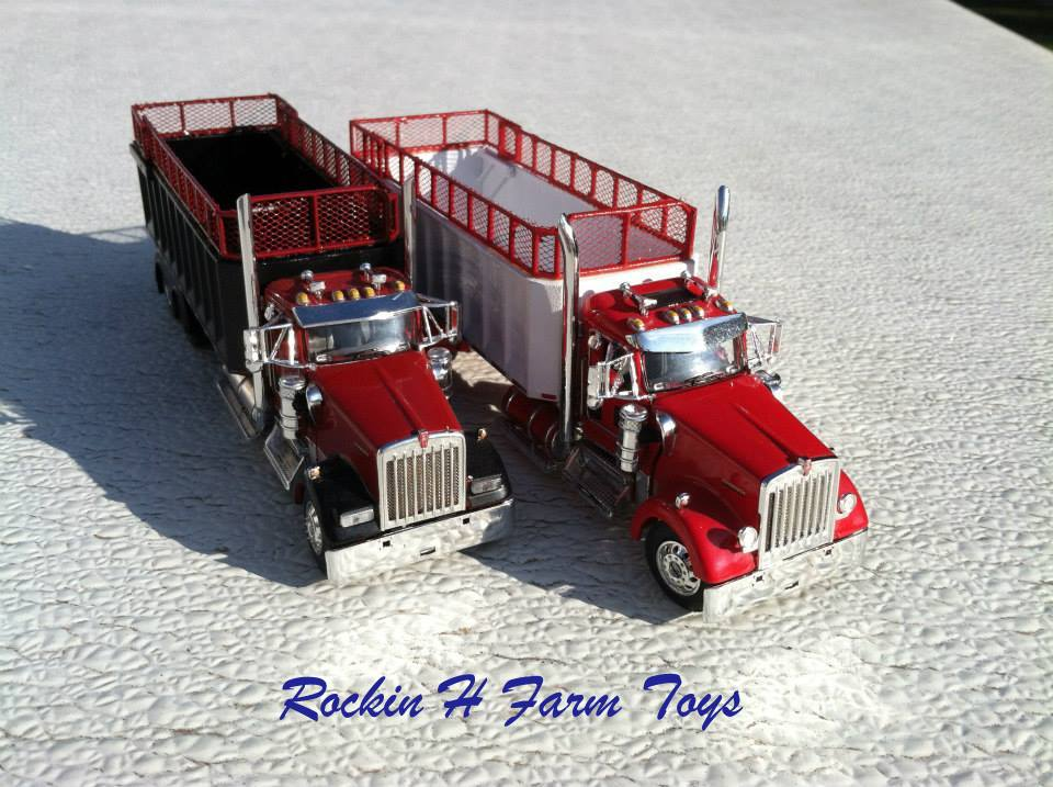 Custom Silage Trucks and Trailers
