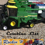 Combine List Cover