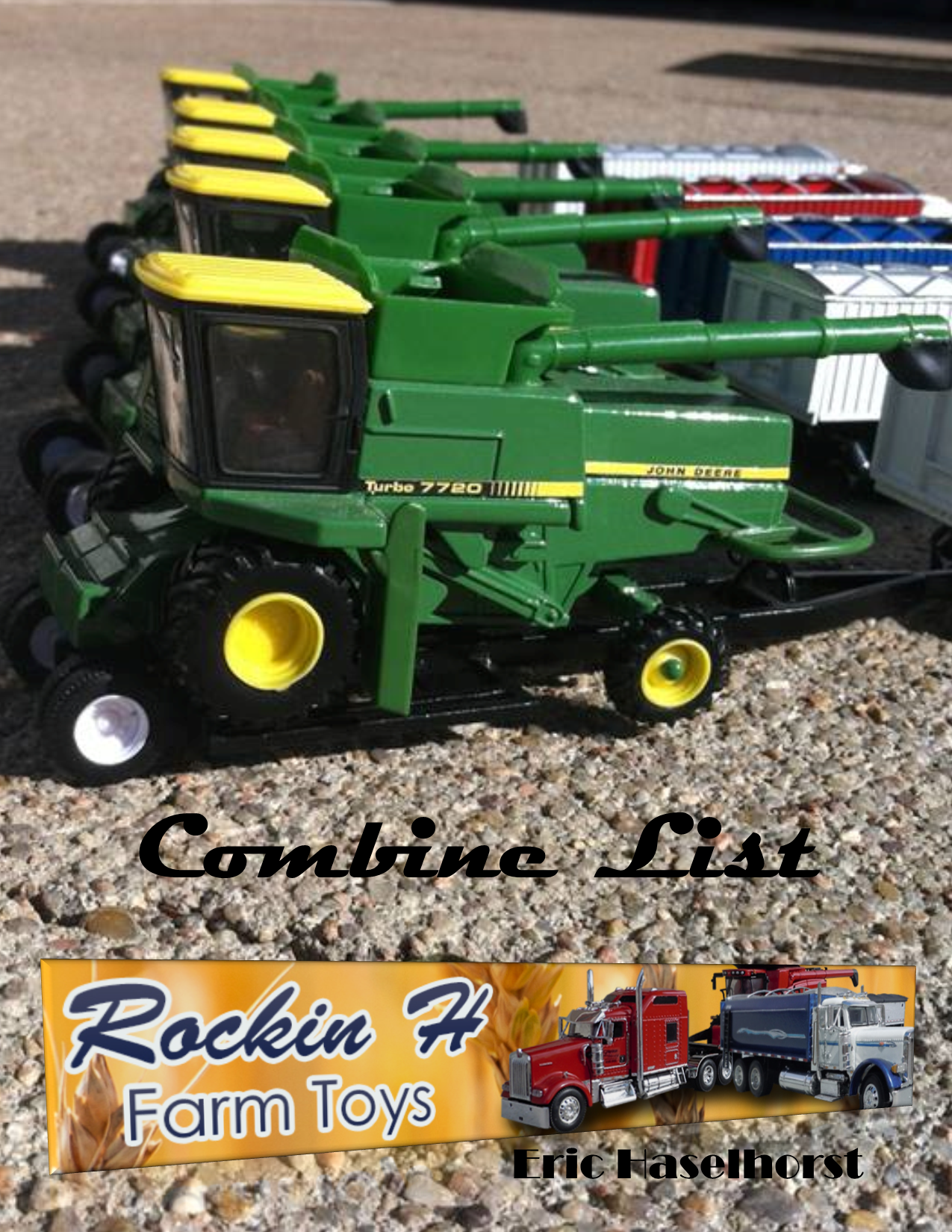 The Ultimate Guide to 1/64 Scale Modeling: Custom Harvesting
