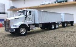 Custom Grain Trucks